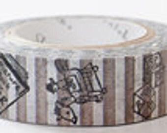 Shinzi Katoh Masking Tape - Toy World