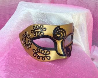 Greek/Roman Inspired Males Masquerade Mask