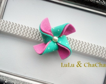 Interchangeable SNAP Accessory-Pinwheel
