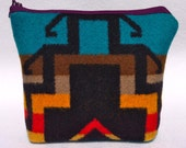 Comanche Made Natsakwusa pouch