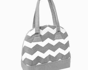 Classic Curve Emma Bag - immediate download of pdf sewing pattern