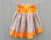 Farm Girl Twirly Skirt Size 5-6