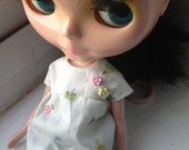 Really cute printed blouse for Blythe