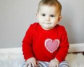 Heart in Heart Valentine Shirt