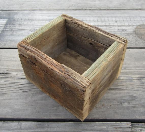 Reclaimed Wood Box WB Designs - Reclaimed Wood Box WB Designs