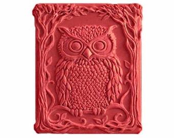 Owl Soap - Valentines Soaps -  Decorative Soap -  Organic  Soap - Glycerin Soap - Natural Soap - Moisturizing -   Essential Oil Cinnamon