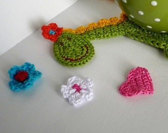 Dragon Coaster - Crochet Coaster - Crochet Dragon - Kids Room Decor - Dragon Nursery Decor - Gift for Brother - Gift for Boy - Gift under 20