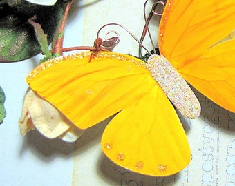 Butterfly Embellishments Walking On Sunshine