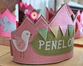 Spring Birdies Crown