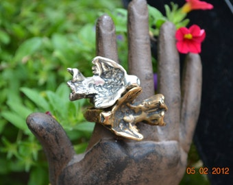 Mother's Day Joy Dove Ring