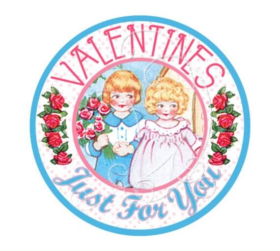 Image result for Vintage Fabric Valentine