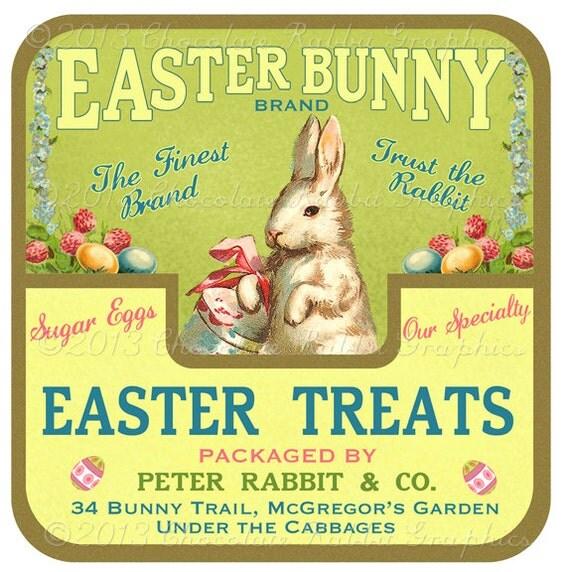 easter treat egg bunny - photo #39