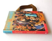 "Book Purse ""Dave at Night"" FREE SHIPPING"
