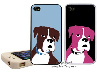 Boxer iPhone Case for iphone 6, 5, 5c, 4 and 4s