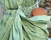 SALE, Fresh- Adjustable Baby Sling Ready to Ship