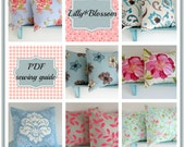 PDF Sewing Guide easy to make Cushion Cover