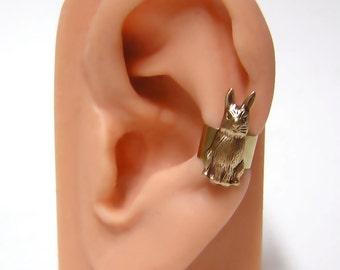 BUNNY Rabbit  Ear Cuff