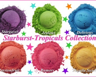 The Starburst Collection-The Tropicals