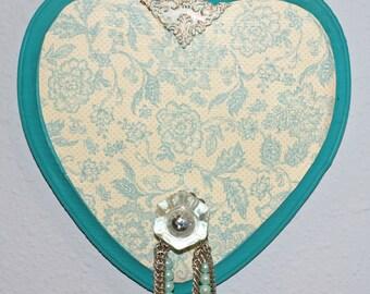 Jewelry Organizer Wall Hanger with Knob