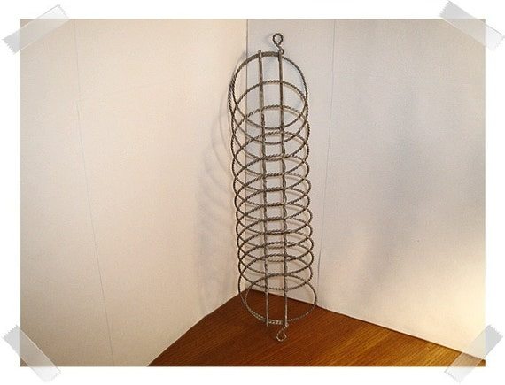 Metal Envelope Wall Decor : Metal wire hanging envelope caddy free by kathyscraftroom