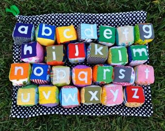 ABC baby blocks