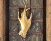assemblage art - 'premiere communion'