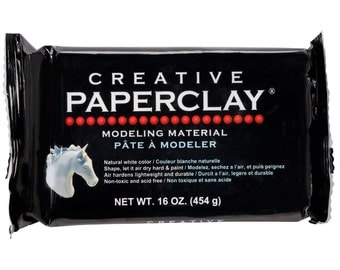 Creative Paperclay 16oz.