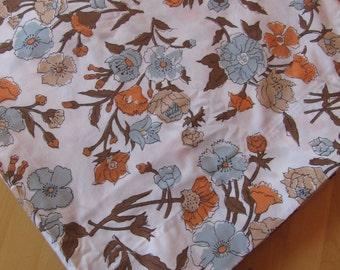 Vintage flat bedsheet