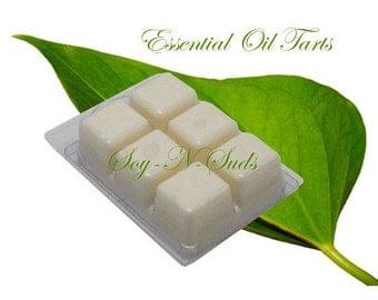 EUCALYPTUS ESSENTIAL OIL // Wax Tarts // Soy Tarts // Candle Tarts // Melting Tarts // Scented Tarts