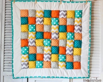 Puff Quilt Patterns Bundle of Four PDF File