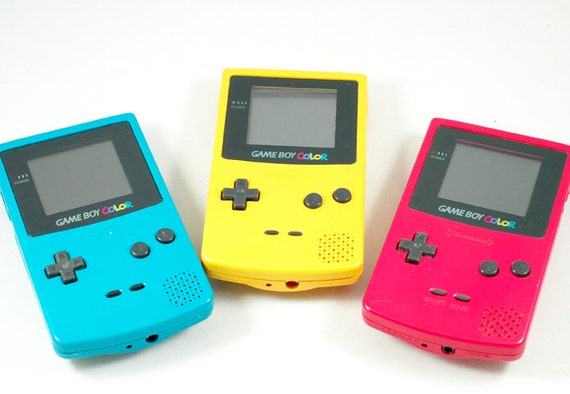 1TB USB 3.0 Game Boy Color Hard Drive by 8BitMemory