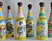 Liquor Bottle Set - Tarrasa Mex
