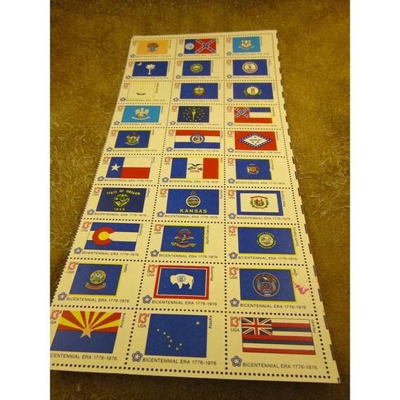 american flag 50 stars 1976 trans