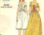 Vogue 8064 Dress sz 14 Vintage 1960s FF
