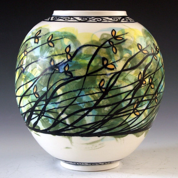Ceramic and pottery porcelain vase latest release