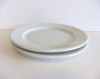 Vintage Plate, Dinner Plate, Iroquois China USA T2