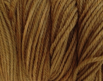 Olive Works Worsted Weight Hand Dyed Merino Wool Yarn