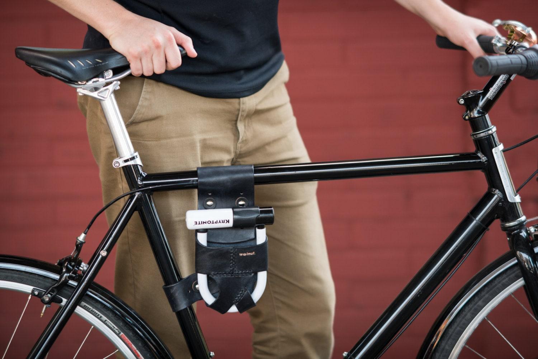 Велозамок из цепи своими руками