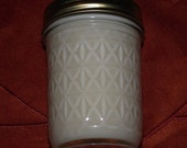 Pre Spring Sale Hand poured scented Soy Wax 8 oz. Candles (Lilac)