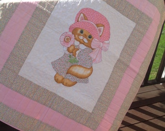Miss Kitty Quilt