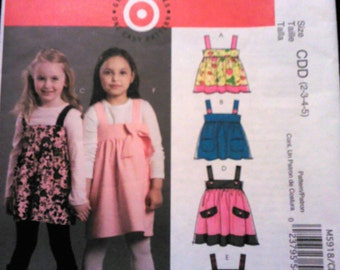Sewing Pattern New and Uncut McCall's M5918
