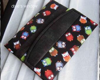 iPad Mini Case - iPad mini 2 - iPad mini 3 - iPad mini Stand -  Black Owl case