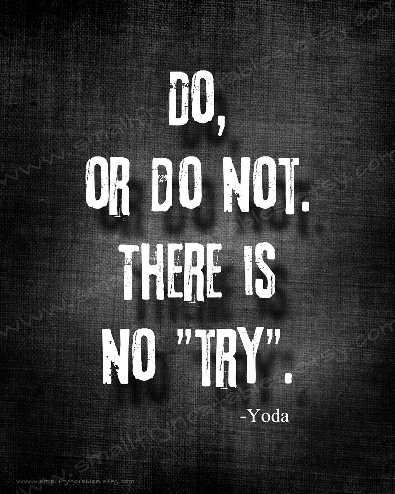 Quote Star Wars: Star Wars Yoda Movie Quotes. QuotesGram
