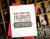 Go Ahead and Celebrate by The Permanent Collection