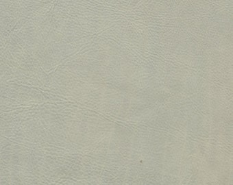 "5291 -General Lambskin Leather Fabric/cut from new vintage hide/Whitish Grey/ large size/16""x10""/soft,supple,textured/WoolenCrow Price 12.50"