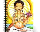 "The ""Ear Winged Goddess"" Journal 17.95"