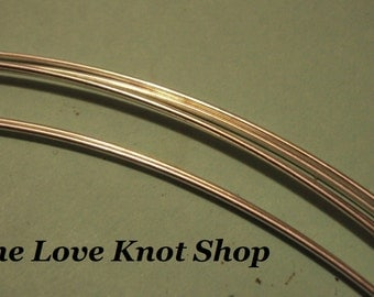 5 ft - 21g Round wire, Argentium sterling silver, dead soft, commercial supplies