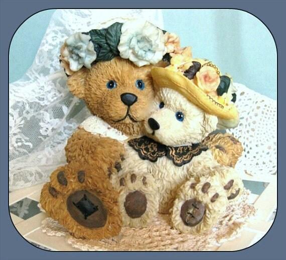 Bear Decorations For Home: Teddy Bear Home Decor Child Room Decor Vintage By