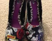 Misfit heels size 6