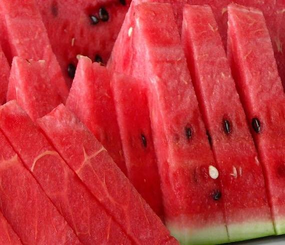 Watermelon, Black Diamond Watermelon Seeds - Heirloom with Intense Flavor